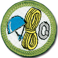 earn scout merit badges