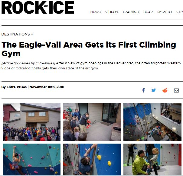 press articles local news rock & ice