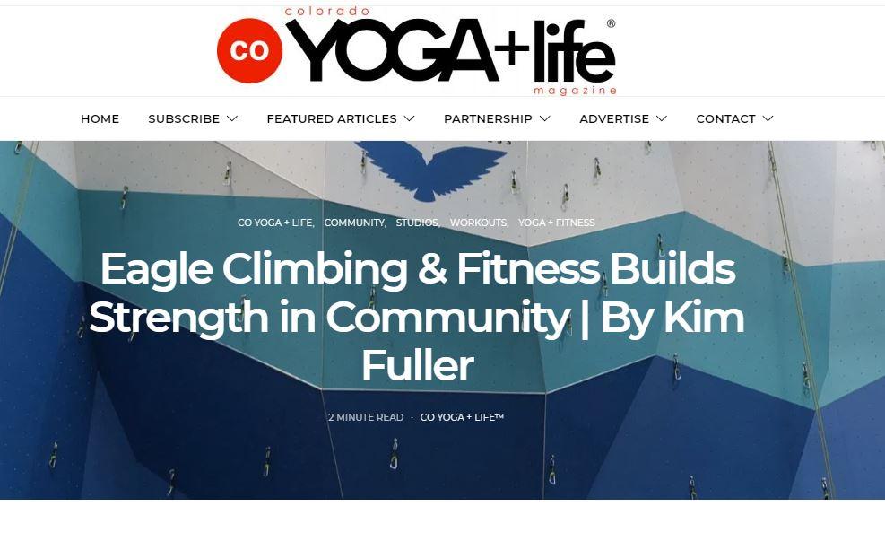 press articles news yoga + life magazine